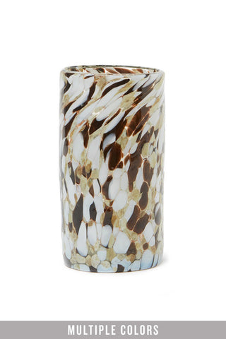 Marbled Confetti Highball Glass Set