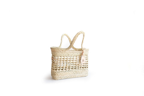 Canasta Mini Palm Bag