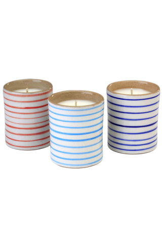 Cannes Trio Candle Set