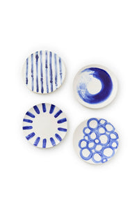 Graphic Goodness Appetizer Plates
