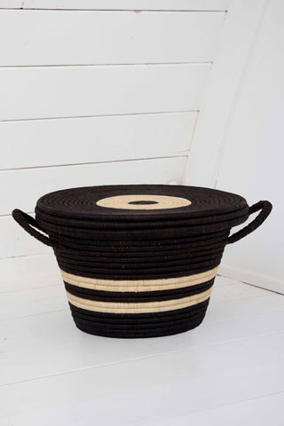 Palm Bullseye Basket