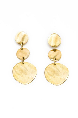 Paillette Drop Earrings
