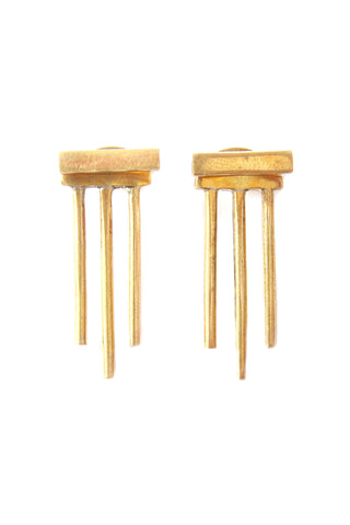Keyo Trio Bar Jacket Studs