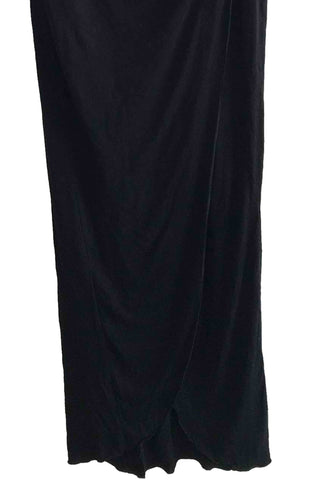 Ming Wrap Drape Dress
