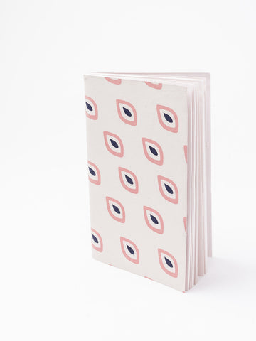 Avo Paper Journals by Raven and Lily. These lineless, recycled-cotton journals are wrapped in the Avo design and constructed with thick paper so your pen will never bleed again. Crafted at the foothills of the Himalayan Mountains, the Avo journal slides easily into your purse or backpack to keep organized and capture inspiration wherever the day takes you.