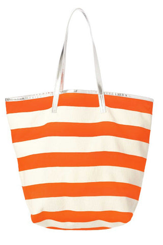 Riley Stripe Tote