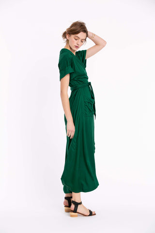 Eros Green Dress