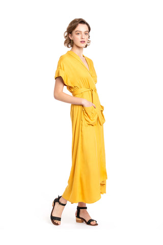 Eros Yellow Dress