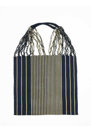 Navy Hammock Bag