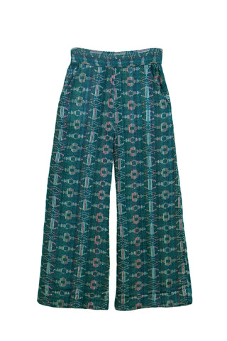 Derby Pant in Emerald