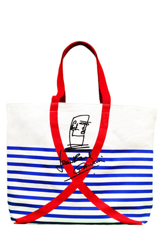 Jean Paul Gaultier Summer Tote Bag