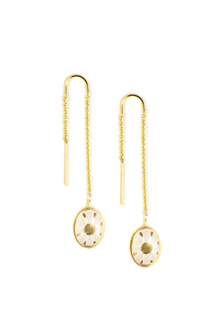 Nadi Threader Earring