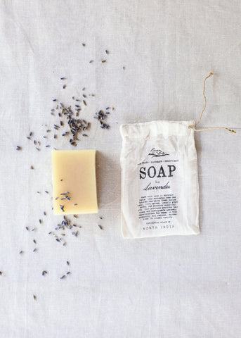 Handmilled Natural Soap