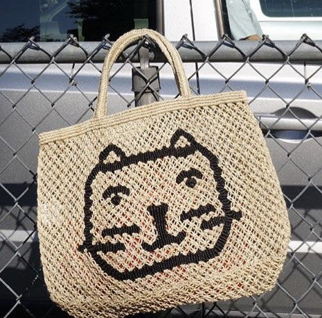 Personality Feline Tote