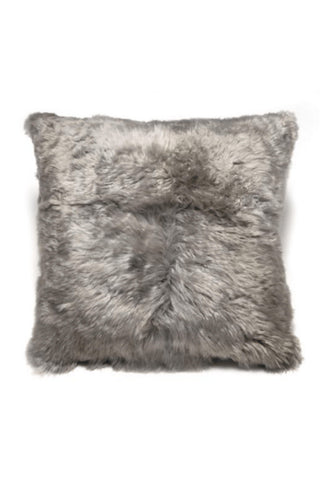 Alpaca Grey Pillow