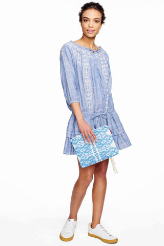 Bana Embroidered Dress
