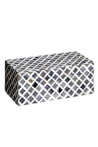 Grey Fantasy Decorative Box