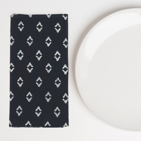 Nala Block Printed Napkins (Set of 4)