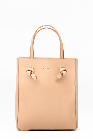 Simone Leather Crossbody Shopper Tote