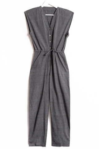 Accra Pewter Jumpsuit