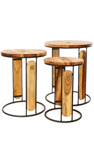 Ghanaian Nesting Tables