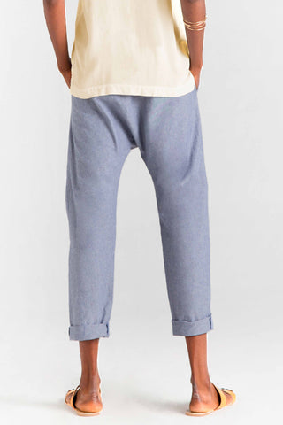 Euphrates Chambray Pants