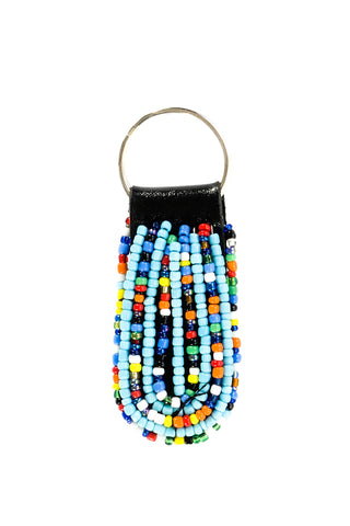 Maasai Beaded Key Ring