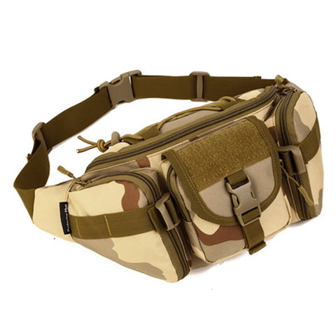 Sac Banane Homme Militaire | Univers Camouflage