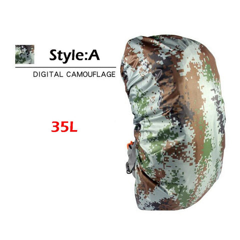 Couvre sac camouflage | Univers Camouflage