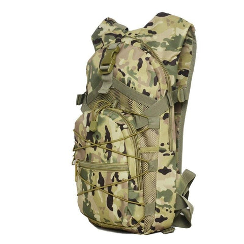 Sac d'Hydratation Militaire | Univers Camouflage