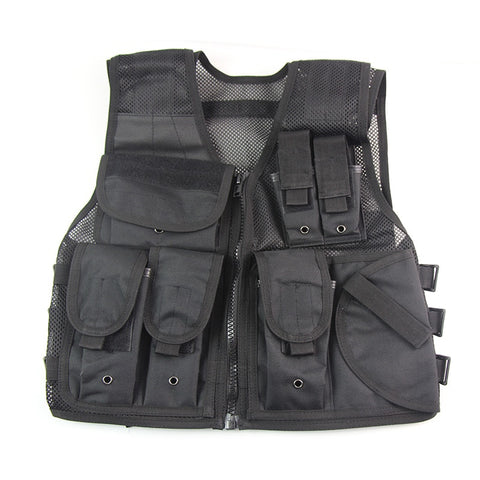 Gilet Tactique Survivaliste