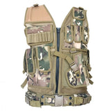 Gilet Tactique Airsoft Camo