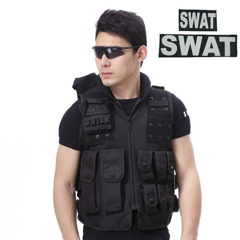 Gilet Tactique SWAT