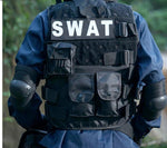 Gilet Tactique Airsoft SWAT