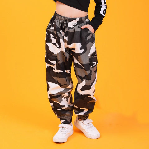 Pantalon Camouflage Fille | Univers Camouflage