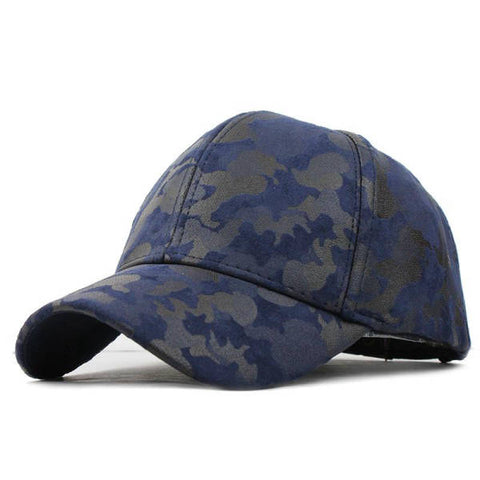 Casquette Camouflage Bleu | Univers Camouflage