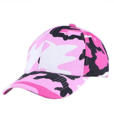 Casquette Camouflage Rose | Univers Camouflage
