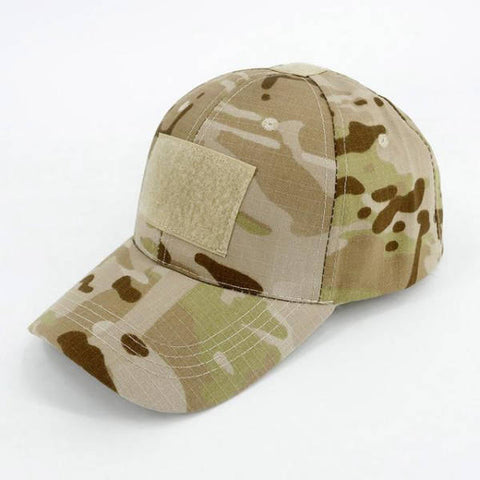 Casquette Militaire Beige | Univers Camouflage