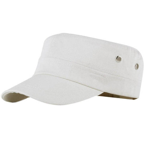 Casquette Militaire Blanche | Univers Camouflage