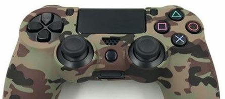Coque de manette de ps4 camouflage marron | Univers Camouflage
