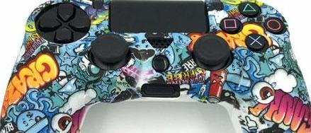 Coque de manette de ps4 graffiti | Univers Camouflage