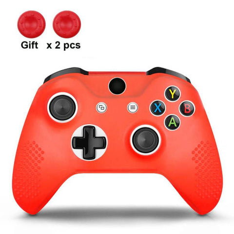 Coque de manette de Xbox One Rouge | Univers Camouflage