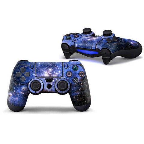 Coque de manette ps4 galaxie | Univers Camouflage