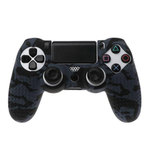 Coque manette ps4 camouflage noir | Univers Camouflage