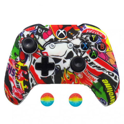 Coque manette xbox one bombe de sticker | Univers Camouflage