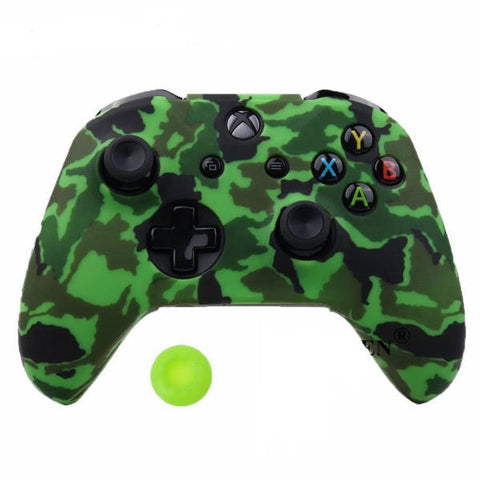 Coque manette xbox one camouflage vert | Univers Camouflage