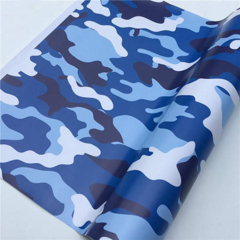 Covering camouflage bleu | Univers Camouflage