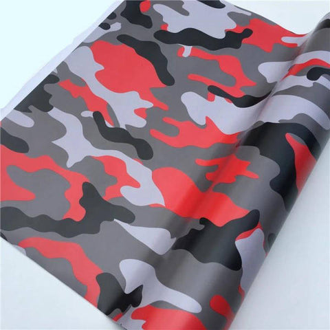 Covering camouflage rouge | Univers Camouflage
