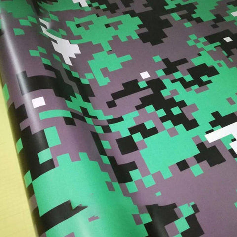 Covering voiture vert | Univers Camouflage