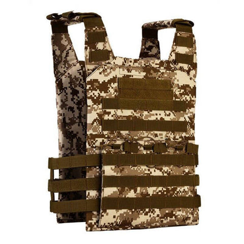 Gilet Airsoft Molle | Univers Camouflage